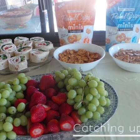 Healthy Party Snack Ideas