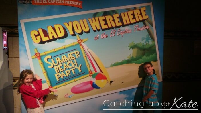 Mickeys Summer Beach party
