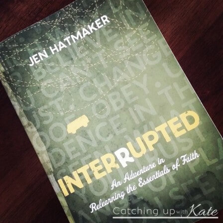Summer Book Club : 7 and Interrupted