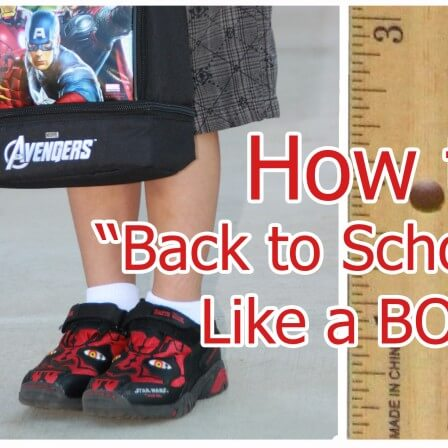 "How to ""Back to School"" Like a Boss"