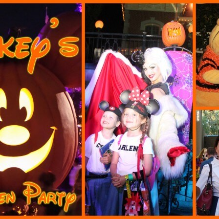 Mickey's Halloween Party! A trip down memory lane.....
