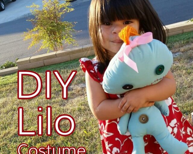 DIY Lilo Costume