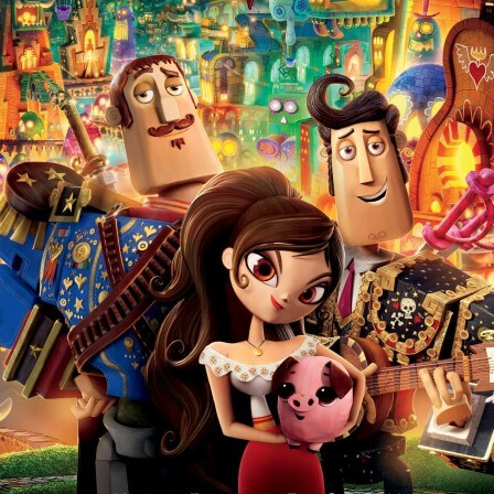 The Book of Life : Trailer