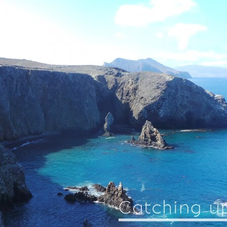 Anacapa Island : National Park in Southern California
