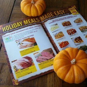Fresh & Easy Holiday Ordering made easy! More time to enjoy your loved ones!
