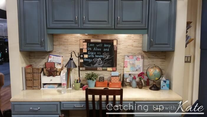 melissa & Joey kitchen