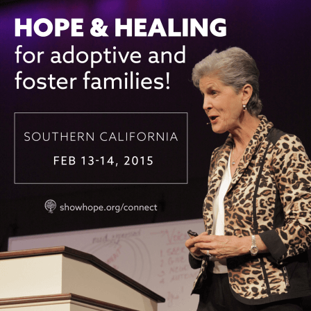 Show Hope Empowered to Connect Conference – discount code and giveaway!