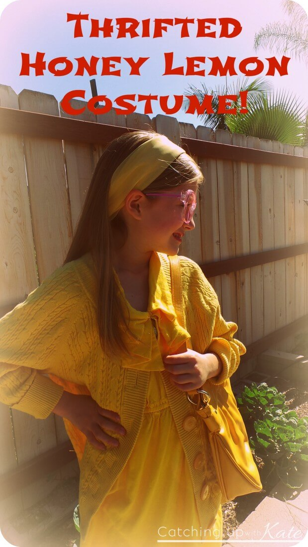 Thrifted-Honey-Lemon-Costume