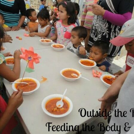 Outside The Bowl – feeding the body and soul