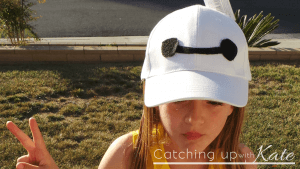 diy baymax hat