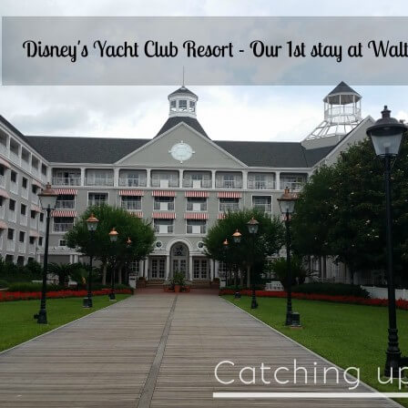 Disney's Yacht Club Resort – Review