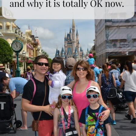 That time some lady stole my free trip to Walt Disney World and why it is totally OK now.
