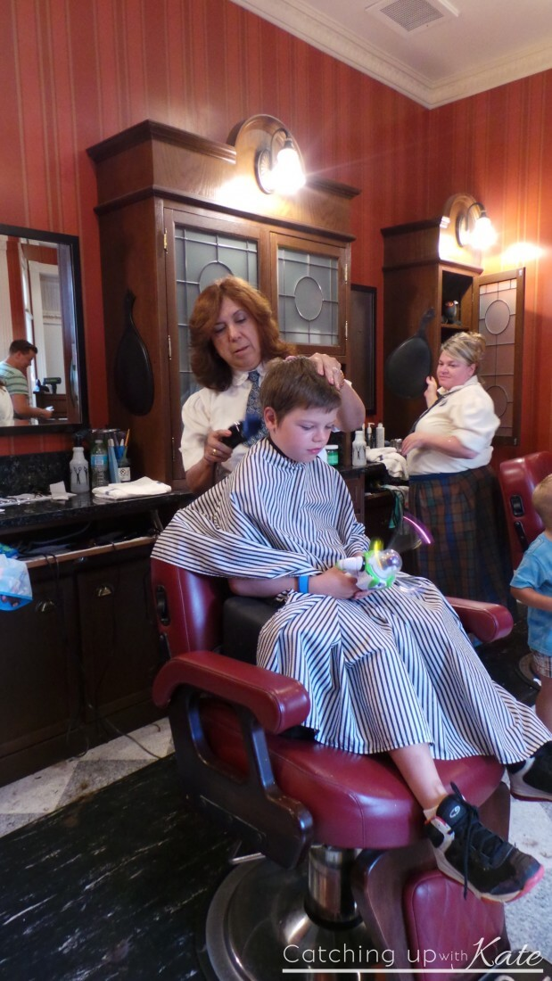 barber shop magic kingdom