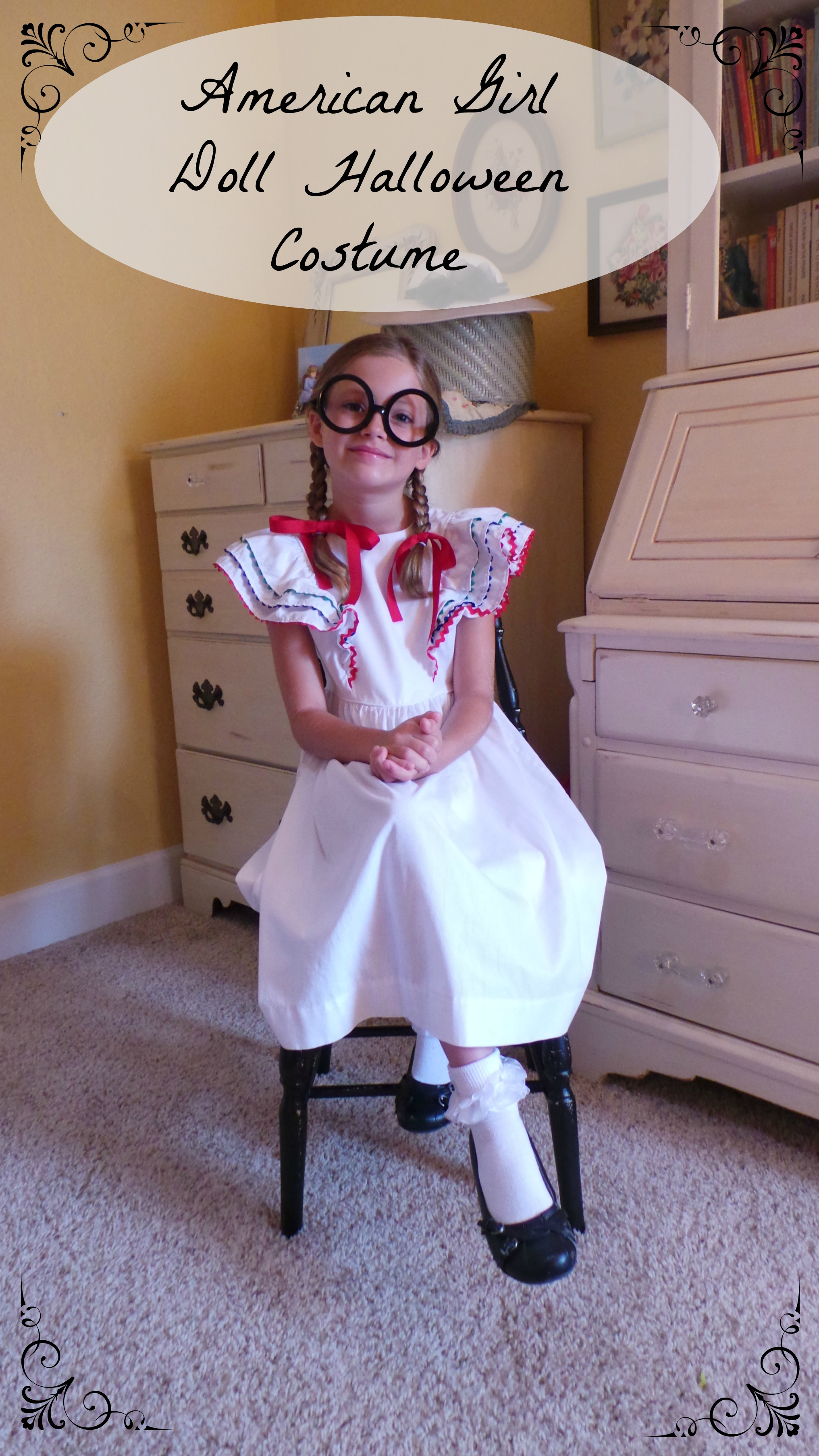 American Girl Doll Halloween Costume