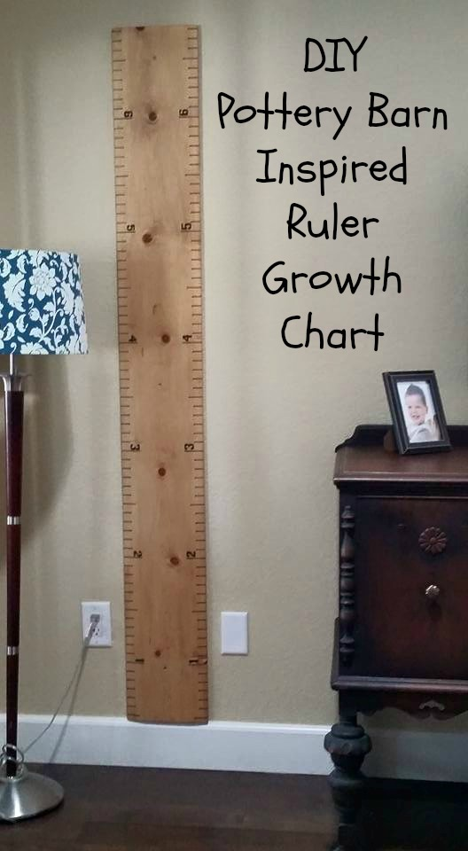 DIY-Pottery-Barn-Growth-Chart