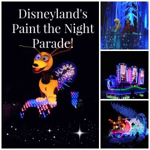 Paint the Night Parade - Disneyland's Diamond Anniversary *Video*
