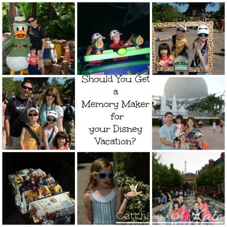 Should I get a Memory Maker on a Disney Vacation?