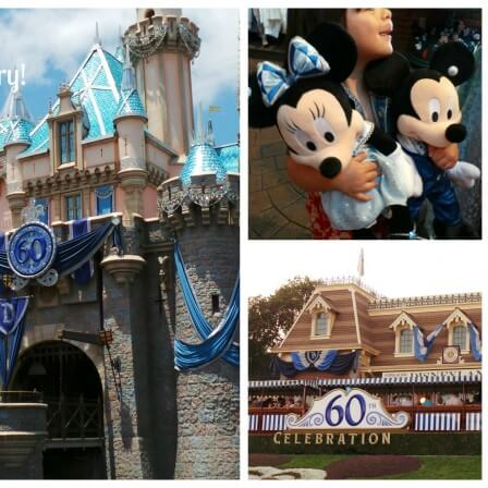 Disneyland Diamond Celebration!