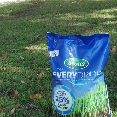 Water Saving Strategies – making the most of every drop with Scotts®  EveryDrop™