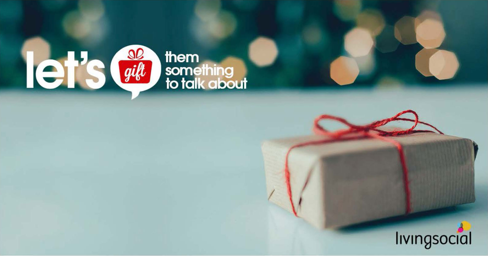 "LivingSocial Gift Guide & a Giveaway! ""Let's gift them something to talk about!"""