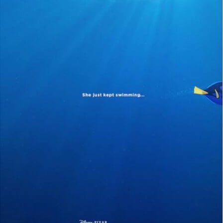 Finding Dory Trailer Released!