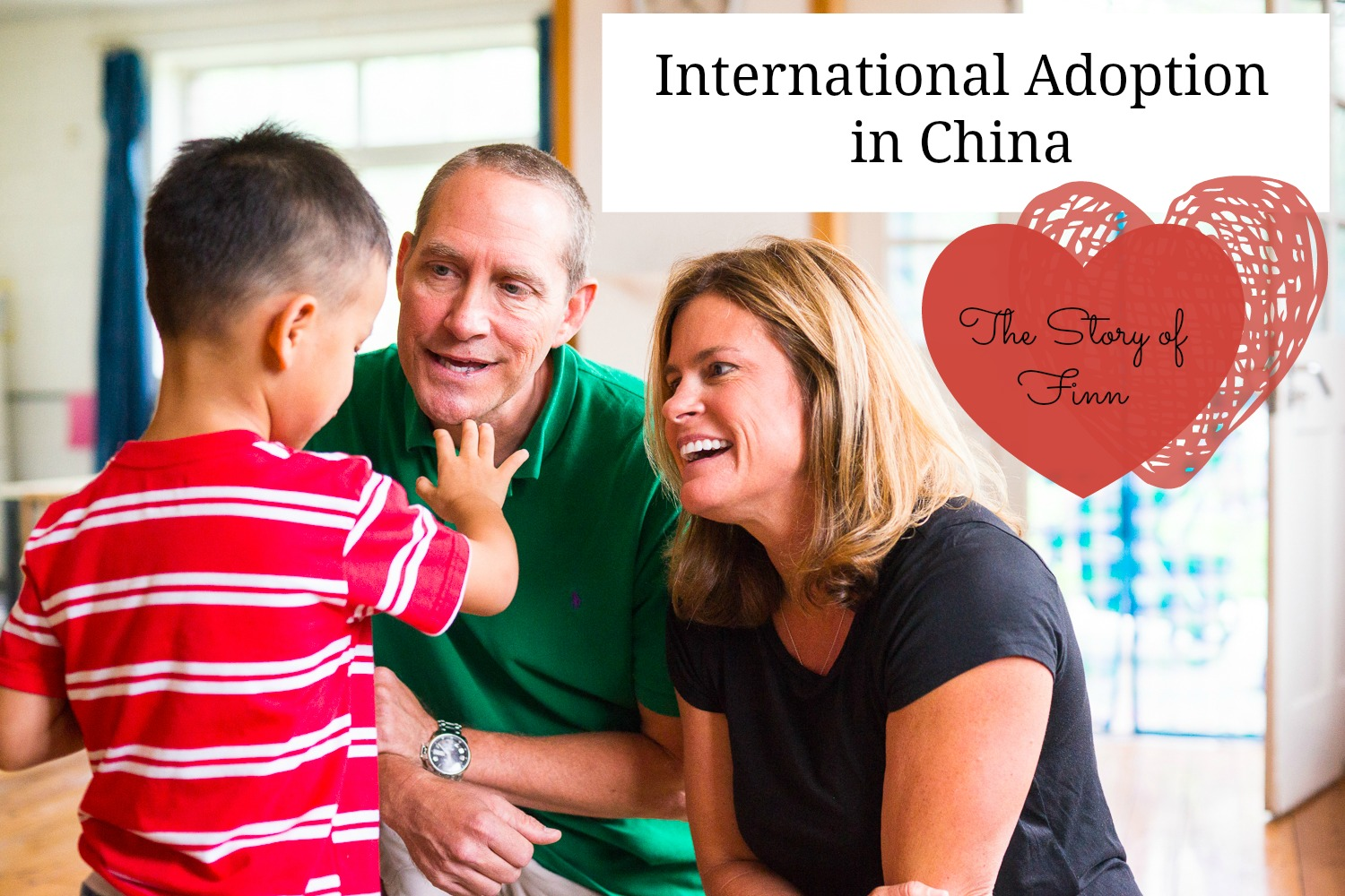 International Adoption in China – the story of Finn *Video*
