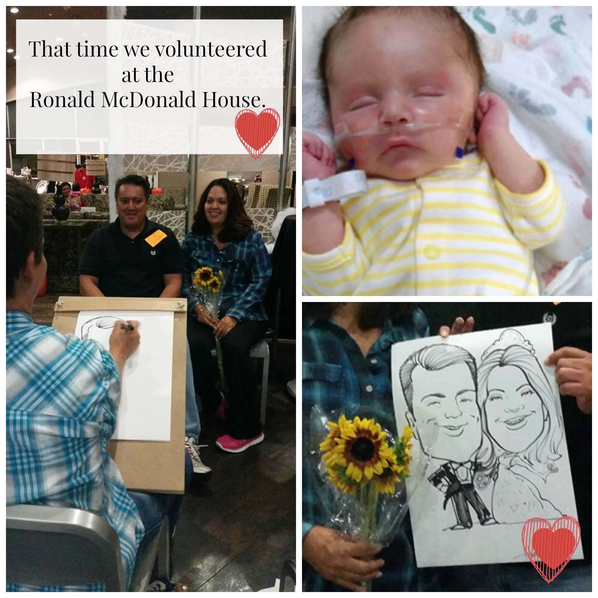 That Time We Volunteered at Ronald McDonald House