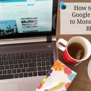 How to set up Google Adsense to monetize your blog!