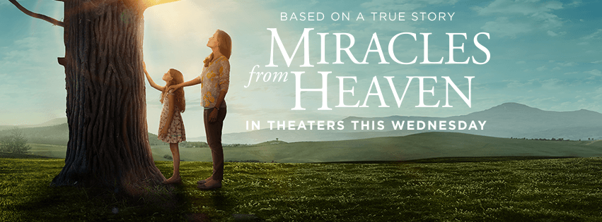 Miracles from Heaven Review. Should I bring the kids?