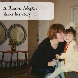 Russian adoptee