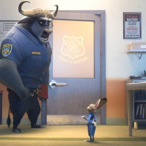 Chief Bogo Zootopia