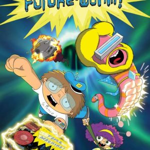 Future Worm on Disney XD – exclusive sneak peek