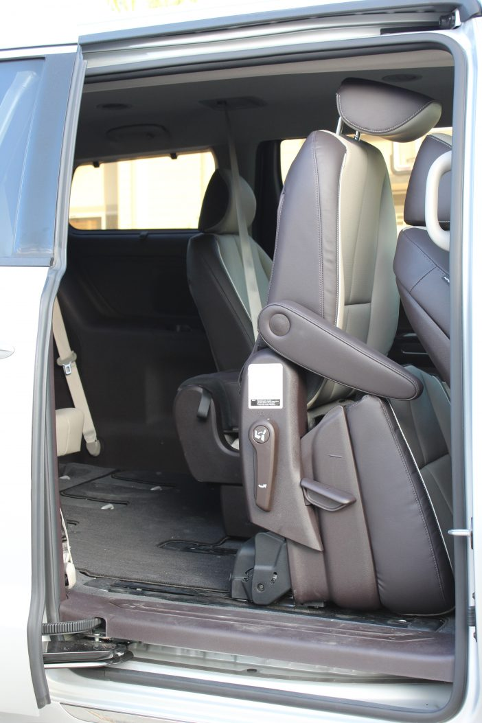 Slide and Tow seats