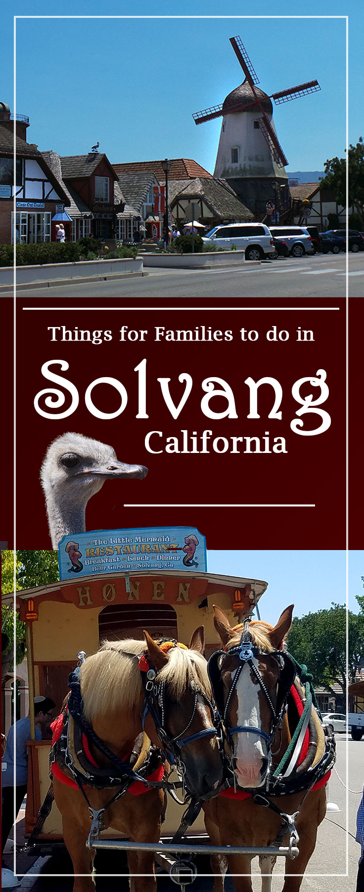 Something To Celebrate: Things To Do In Solvang California