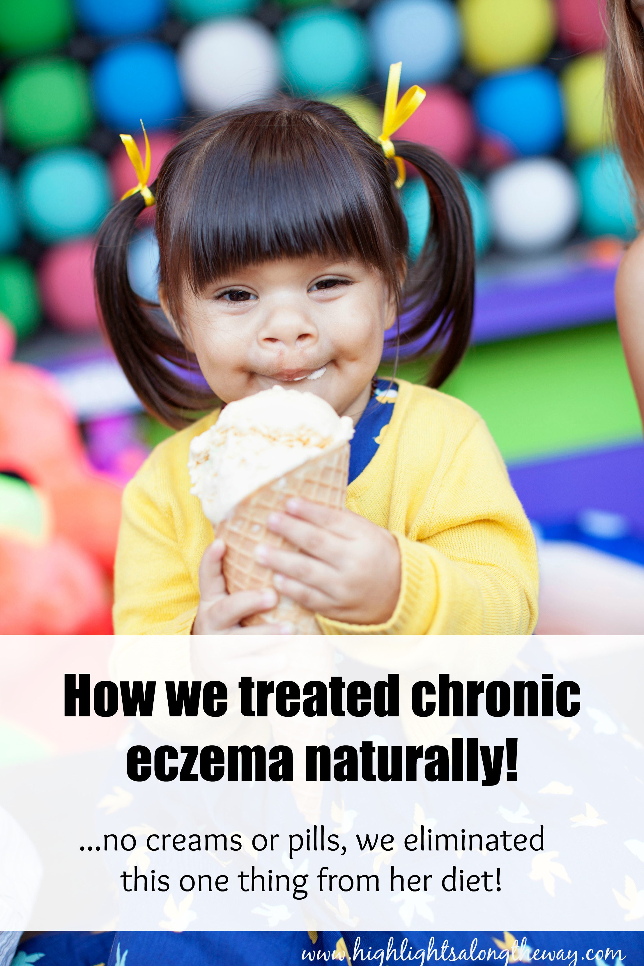 How we treat eczema naturally with diet modification