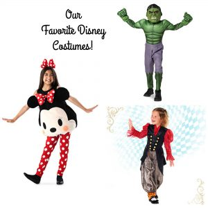 Top Disney Costumes!