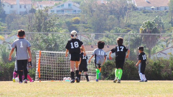 soccer orange county kids