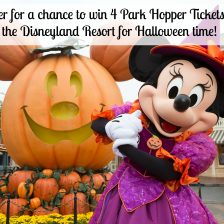disneyland tickets giveaway