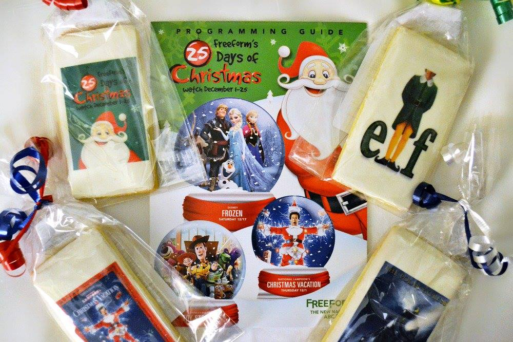 25 days of Christmas to begin on