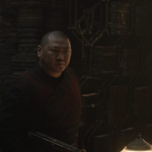 An Interview with Benedict Wong #DoctorStrangeEvent