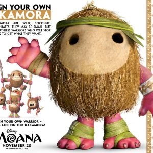 Moana printables and activity sheets
