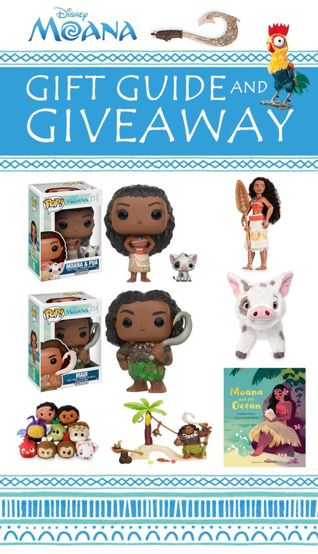 moana gift guide giveaway
