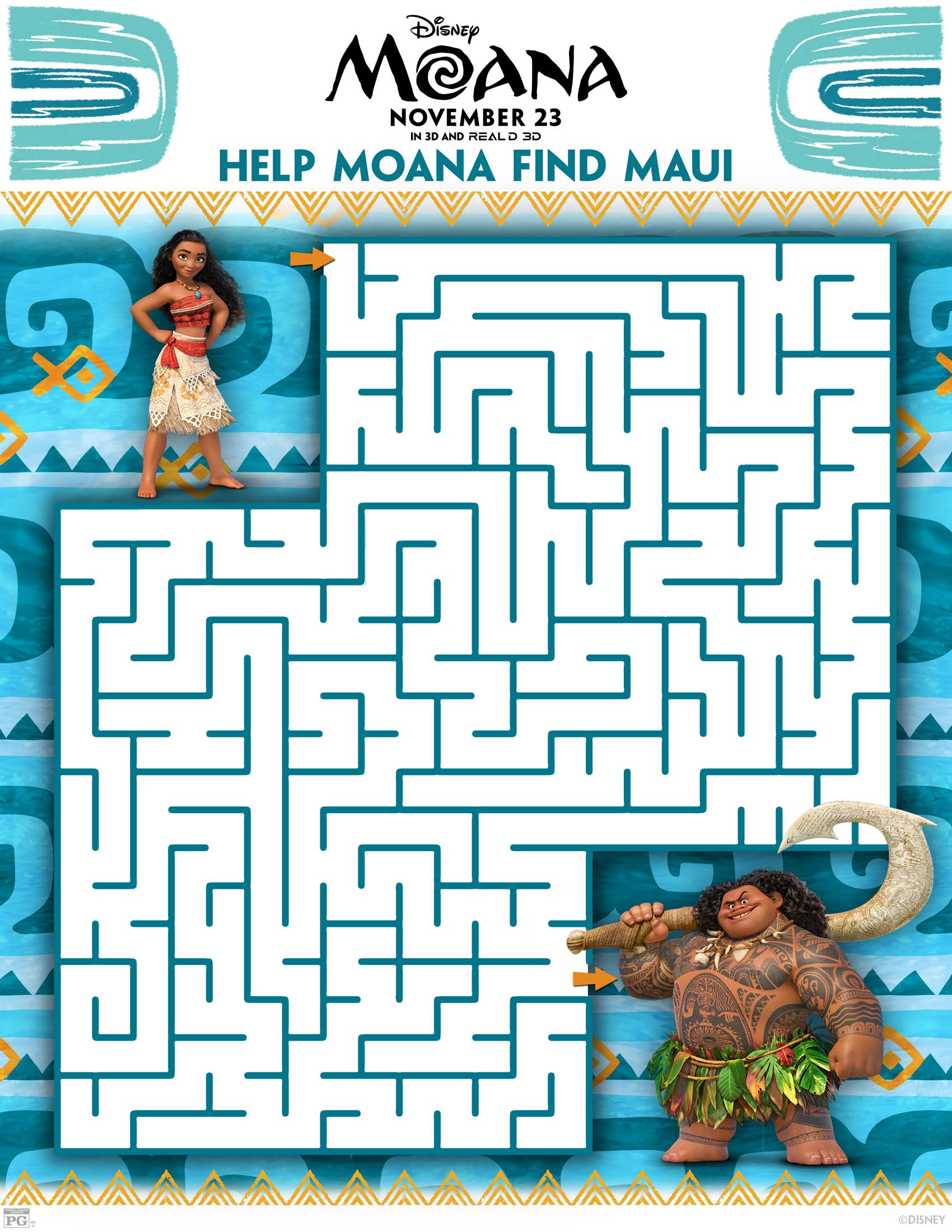 photograph relating to Moana Printable named Moana printable sport sheets, Kakamora, dot in direction of dots, and