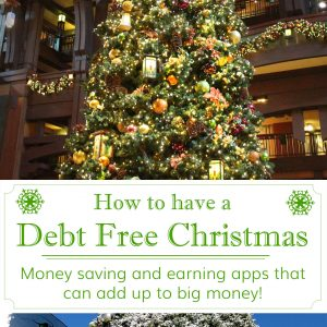 How to have a DEBT FREE Christmas this year, but you gotta start today!