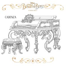 Beauty and the Beast Cadenza