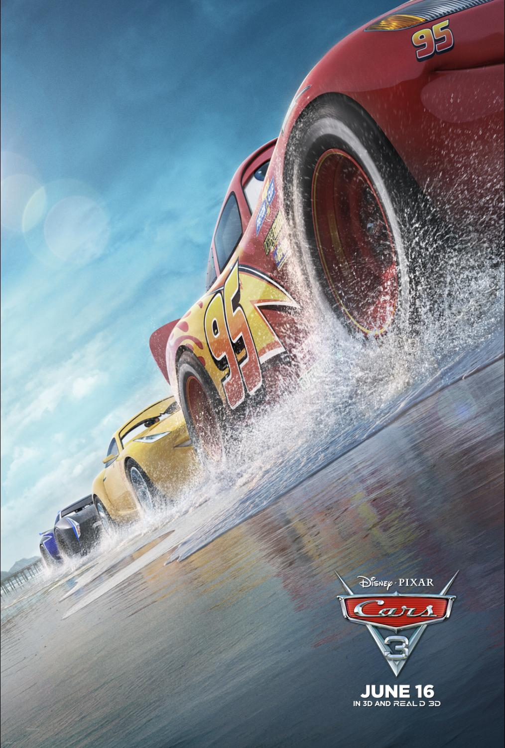 Pixar S Production Pipeline And Cars 3 Printables