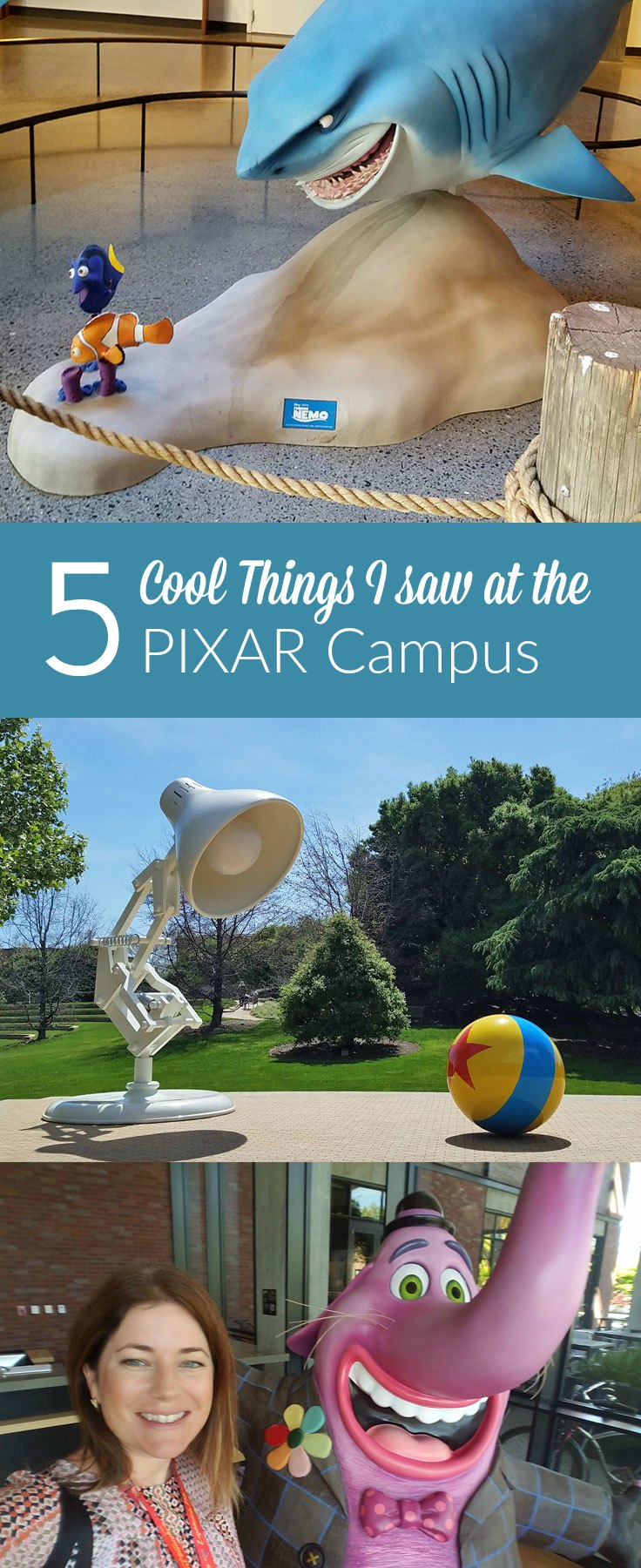 cool things i saw on the pixar campus