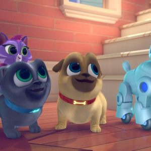 Puppy Dog Pals is coming to Disney Channel!