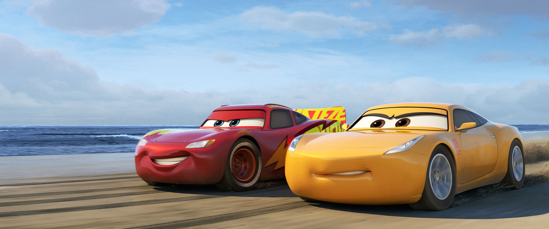 Cars 3 Printable activity sheets – Free to download and print.