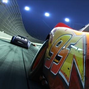 Cars 3 & LOU opens today! #Cars3Event